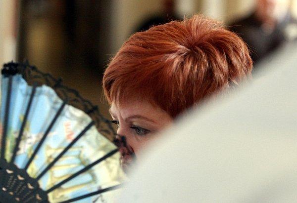 Svědkyně Tatiana Kucherová