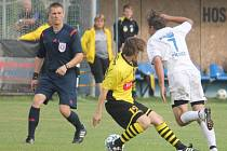 RAMA MORAVIA I. A třída, sk. A, 26. kolo: FC BÍLOVEC - TJ TATRAN JAKUBČOVICE 4:1 (1:0)
