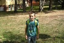 Adam Šídlo, 7 let, Opava, ZŠ Opava