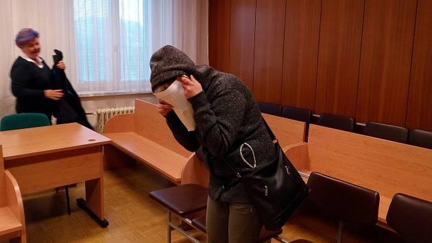 Žena nakonec vyvázla s podmíněným trestem. Pět let se nesmí dotknout alkoholu.