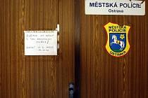 Rekonstrukce. V úterý začala dvouměsíční rekonstrukce služebny v Nádražní ulici v Ostravě-Přívoze.
