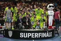 Superfinále Tipsport superligy mezi Vítkovicemi a Mladou Boleslaví