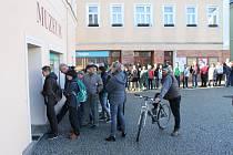 Lístky na Nohavicu zmizely během pár minut. Koncert v Rýmařově se uskuteční 9. listopadu.