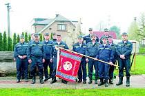 V současnosti má jednotka Novoveských 19 členů. Jako každý sbor mají i oni svůj vlastní prapor.