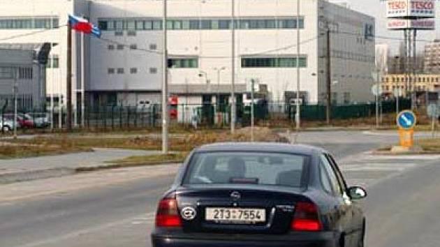 Průmyslová zóna Hrabová