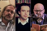 Nominace vkategorii literatura získali básník Petr Hruška, debutující ostravský spisovatel Daniel Klabal a také nedávno zesnulý básník Jaroslav Žila.