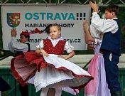 Obvod Mariánské hory a Hulváky oslavil výročí.
