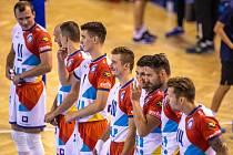 Tenhle tým už je minulostí. Ostravští volejbalisté se v nadcházejícím ročníku extraligy představí v jiné sestavě a s novým trenérem.