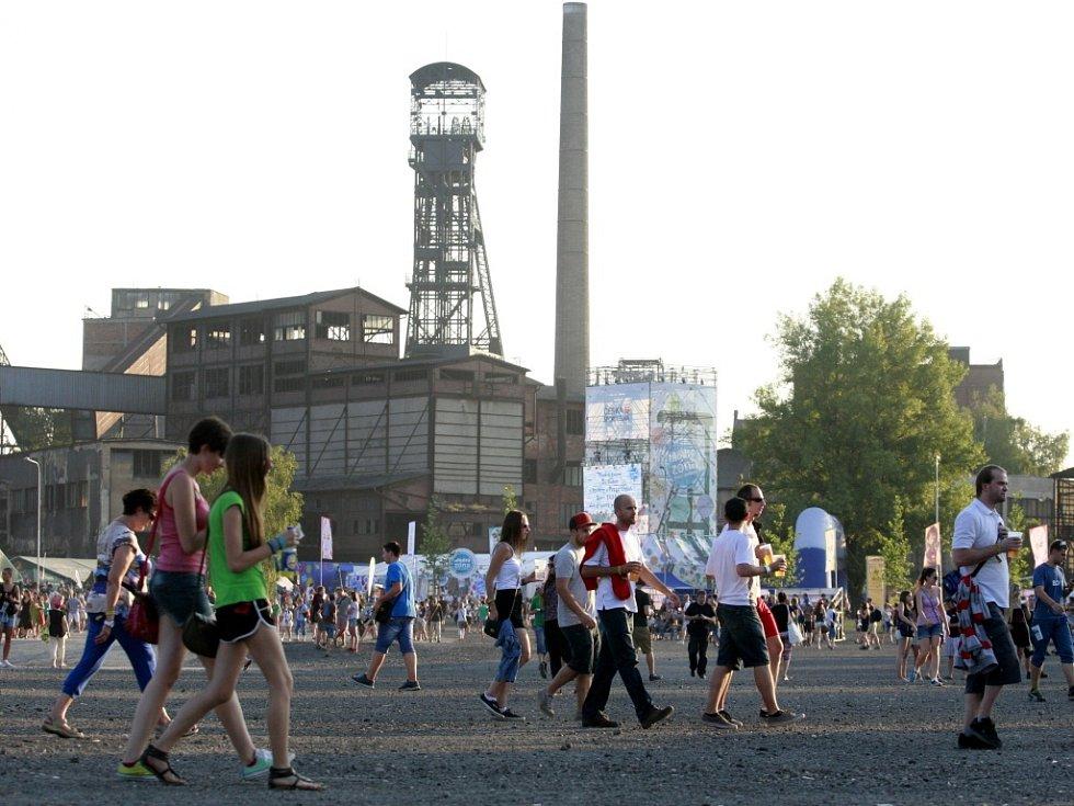 Colours of Ostrava 2014. Ilustrační foto.