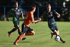 Petřkovice – Olomouc B 3:0 (2:0)