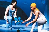Z baletu Stvoření světa v Národním divadle Moravskoslezském