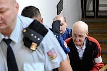 Wolfgang Kunčar u soudu.