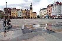 Na Masarykově náměstí se bude tyčit vánoční strom
