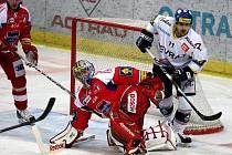 HC Vítkovice Steel – HC Mountfield České Budějovice 3:2 po sam. nájezdech