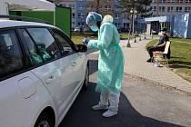 Studenti Ostravské univerzity výrazně přispěli ve FN Ostrava ke zvládnutí mimořádné situace, která nastala po nástupu pandemie.