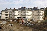 Opravy Jubilejní kolonie v Hrabůvce probíhají už od roku 2001.