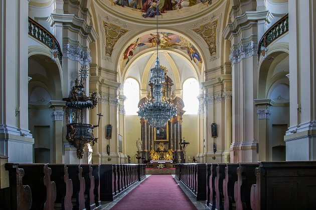 U třebíčské baziliky se uskuteční misijní pouť