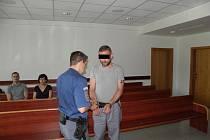 Muž ve vězení stráví dalších sedmnáct měsíců, a to kvůli úplatku, který nabídl policistům.