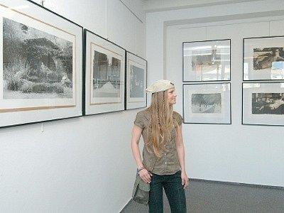 Fotograf Robert Vano vystavuje v Librexu.