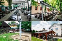 Vyhlášené restaurace s terasou v Ostravě.