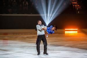 Krasobruslařská show Fire on Ice, 6. listopadu 2019 v Ostravě.