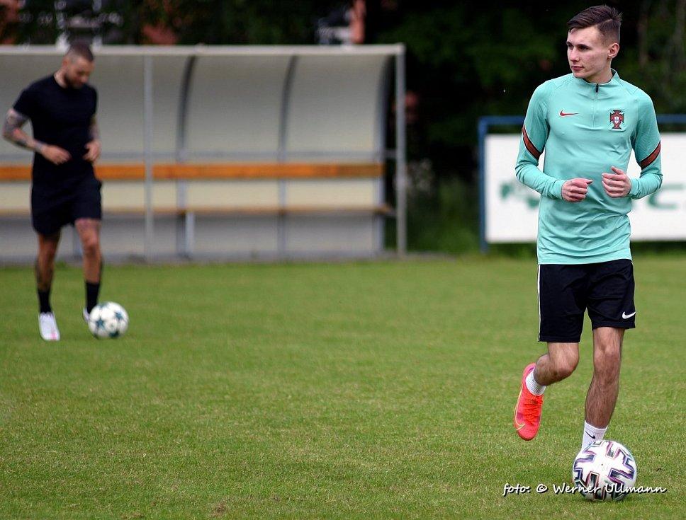 Nový tým fotbalistů Petřkovic začal s přípravou.