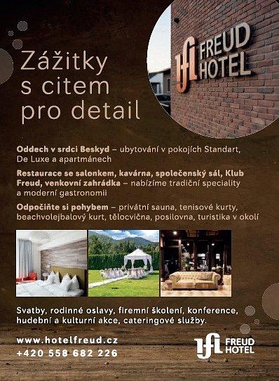 Hotel Freud Ostravice