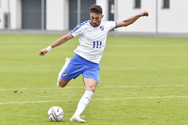Baník Ostrava B – Vrchovina 3:0 (8. kolo MSFL, neděle 19. 9. 2021)