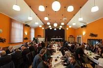 Okresní konference ČSSD v Ostravě.