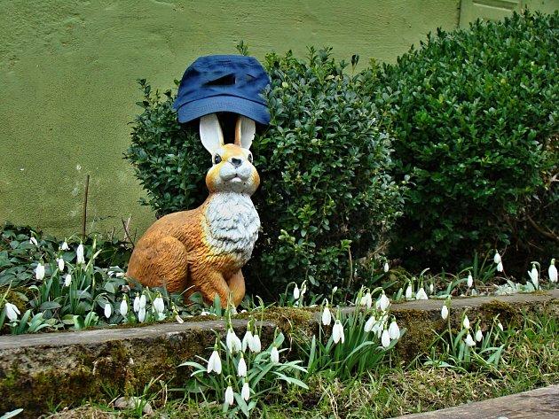 Výzva Velikonoce - dekorace podle Karla Šuly