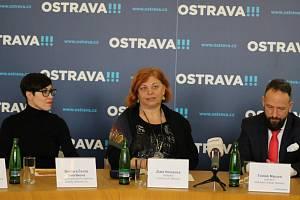 Tiskové konference Colours of Ostrava 2020.