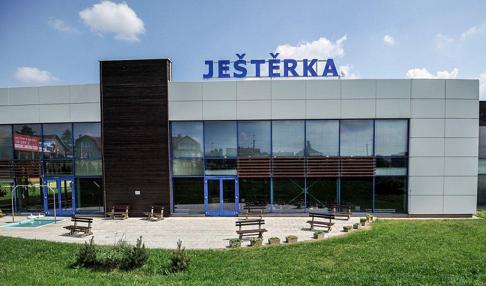Ozdravné centrum Ještěrka v Ostravě-Bartovicích.