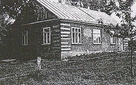 Snímek z archivu rodiny Bedřicha Opočenského.