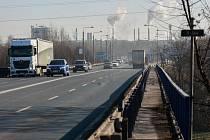 Frekventovaný most přes řeku Ostravici na Rudné projde rekonstrukcí.