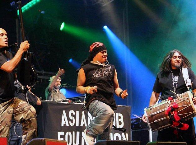 Kapela Asian Dub Foundation