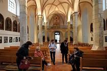 Ve čtvrtek měli lidé jedinečnou možnost prohlédnout si kostel sv. Václava v centru Ostravy i s odborným výkladem.