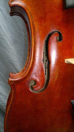 Zmizelé housle