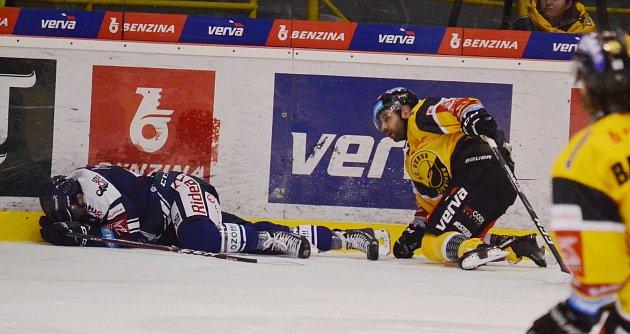 HC Verva Litvínov - HC Vítkovice Ridera.