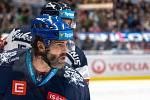 Jaromír Jágr na snímku z utkání 17. kola hokejové extraligy: HC Vítkovice Ridera - Rytíři Kladno, 3. listopadu 2019 v Ostravě.