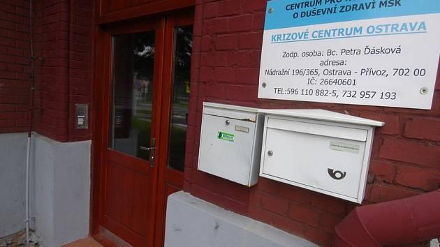 Krizové centrum v Ostravě