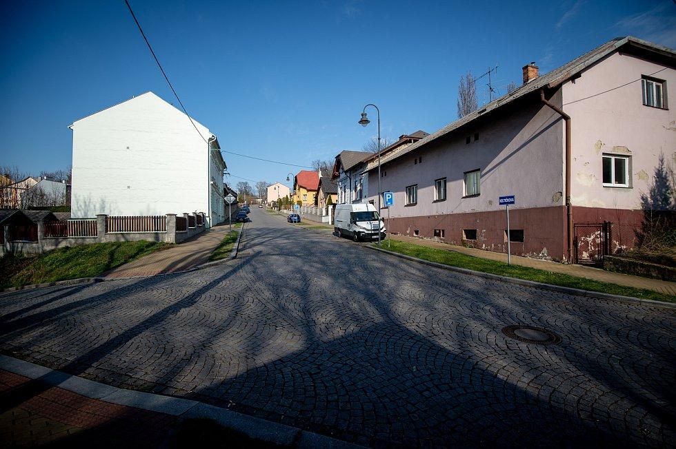 Slezská Ostrava, březen 2020.