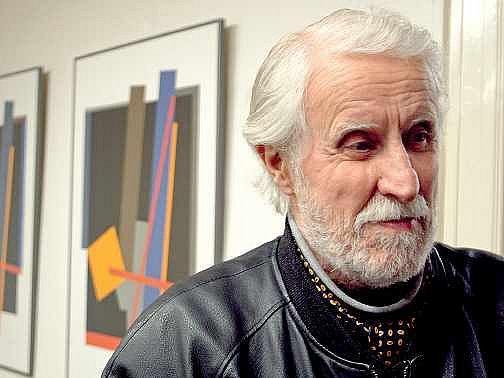 Výtvarník Rudolf Valenta