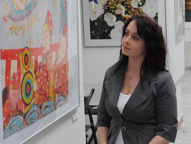 V nové síni Galerie výtvarného umění v Ostravě-Porubě byla ve čtvrtek zahájena výstava pod názvem Magie japonské grafiky.