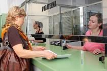 Ilustrační foto z Finančního úřadu v Ostravě