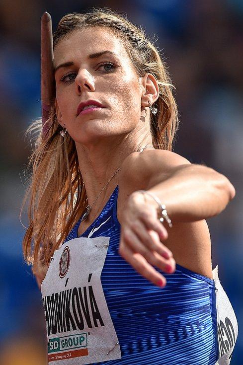 Nikola Ogrodníková.
