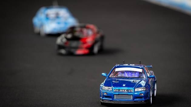 5. ročník národního finále Horizon Grand Prix (studentských závodů autíček na vodík), 17. dubna 2019 v Ostravě.