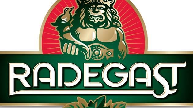 Nové logo pivovaru Radegast