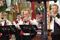V Třebovicích proběhne novoroční koncert.