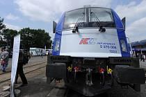Svou nejnovější drážní techniku přijely firmy už pojedenácté představit do Ostravy na mezinárodní veletrh Czech RailDays.