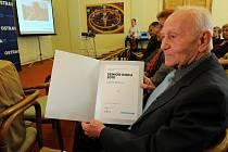 Vítěz ankety Senior roku 2010 Luděk Eliáš.